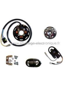 kit allumage + éclairage pour KTM 125 - 250 - 350 - 390 - 420 - 495 EGS - EXC - GS - MX - MXC - SX - 210k017