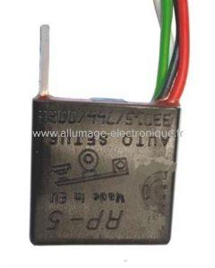 Boitier d'allumage électronique pour remplacer les rupteurs et le condensateur - RP-5