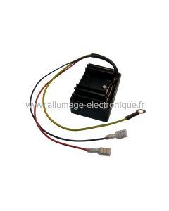 Boitier électronique d'assistance pour allumage à rupteurs en 6 volts - MESO6V