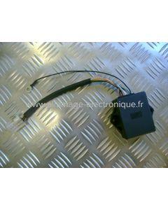 CD2406D  - CDI Suzuki: GS250 (1980-1981 | T-X), GSX400E (1980-1981 | T-X), GSX400L Chop (1980-1981 | T-X), GSX400S Sport (1980-1981 | T-X), GS450E (1981-1982 | X-Z), GS450L Chop (1981-1982 | X-Z), GS450S (1980-1981 | T-X), GS450T (1981-1982 | X-Z)