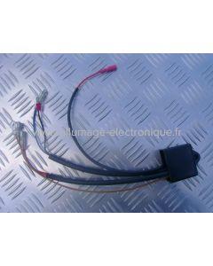 PVL11  -  CDI analogique programmable pour Hattinger  stator 160 ohms