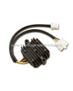 RR21 - Regulateur rectifieur  - Honda: CBX600E, CB650SC Import, CBX650, CB750C, CB750F/KZ, CB900C, CB900F/F2, CB1100