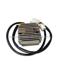 RR66 - Regulateur rectifieur  - Honda: CB350S, NX650