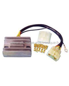 RR825 -   Regulateur rectifieur  -  Aprilia:125/250 Leonardo, RS125/250
