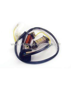 ST1210L -   Stator d'allumage + eclairage  - Honda CR125 (86-89), CR250 (86-88), CR500 (86-87)