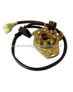 Stator d'allumage + eclairage complet Honda CR250R (97-98) - ST1297L