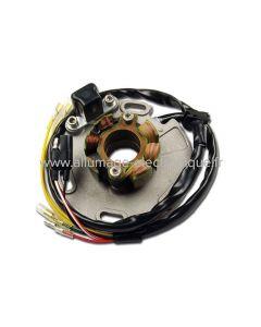 Stator d'allumage + éclairage pour Suzuki RM125(89-93), RM250 (86-93) - ST2245L