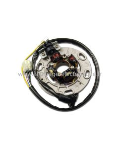 Stator d'allumage + eclairage complet  Yamaha 125 YZ (96-04) - ST4138L