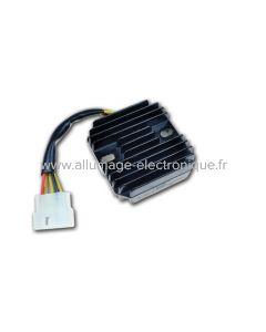 RR20 - Régulateur Rectifieur triphasé universel. 12 volts