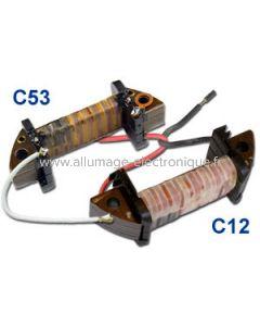 Bobine Allumage de stator Kawasaki KX125 (1989-1991), KX250 (1989-1991) - C12/C53