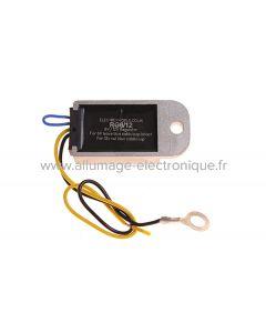 Regulateur  6 ou 12 volts - RG6/12