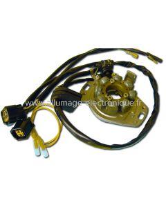 Stator d'allumage + eclairage complet  pour Honda CR 125 (00-01), CR 250 (1999) - ST1299L