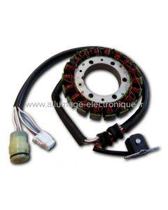 Stator alternateur quad Yamaha YFM 350 - 400 - 450 - G267