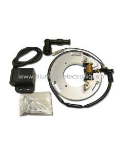 Kit allumage Yamaha TY250 - Majesty - DT400B - Utilise le rotor d'origine - STK402