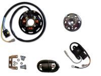 Kit allumage + éclairage à rotor externe