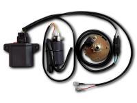 Kit allumage electronique universel sur batterie