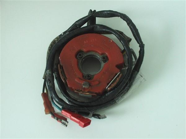 Réparation allumage stator Motoplat