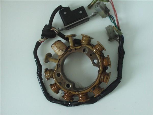 Réparation stator Yamaha 600 XT